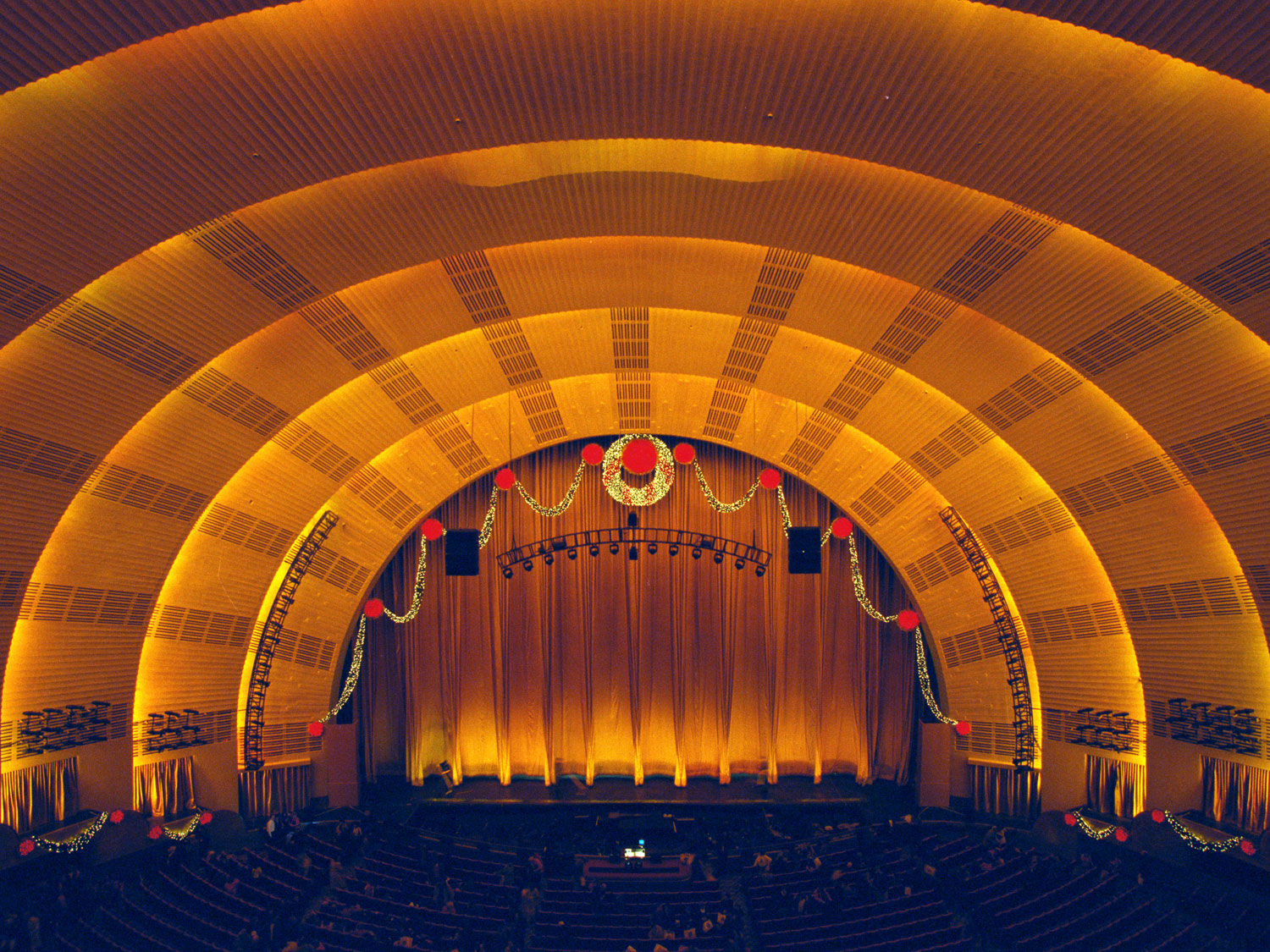 04- Radio City Music Hall - 1260 Avenue of the Americas 1988